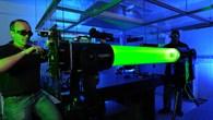 Forschung am Laser