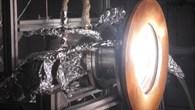 Solarreaktor zur Erzeugung des Synthesegases