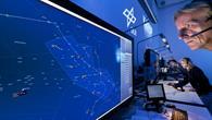 Experimentaleinrichtung zur Simulation beliebiger Luftverkehrssituationen in Echtzeit
