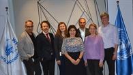 Projektteam von DLR und WFP