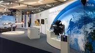 DLR%2dStand auf dem Aerosalon 2017