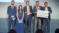Gernot Rücker von der Münchner Firma ZEBRIS hat firemaps.net ins Leben gerufen und mit dieser Plattform den Copernicus DLR Spezialpreis gewonnen.
