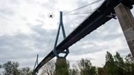 Testszenario Brückenbefliegung