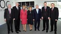 Antrittsbesuch führt Bundespräsident zum DLR