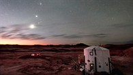 Mars Desert Research Station in Utah