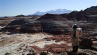 Mars Research Station Utah