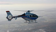 Testflug mit der EC%2d135 FHS