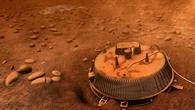 Am 14. Januar 2005 landete die Atmosphärenkapsel Huygens auf dem Saturnmond Titan