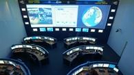 Blick in das Columbus%2dKontrollzentrum