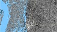 TerraSAR%2dX half im Juli und August 2010, die Flut in Pakistan zu kartieren