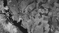 Russland westlich von Wolgograd %2d das erste TerraSAR%2dX%2dBild