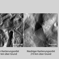 Close, closer, closest – the first images of Vesta obtained with the highest resolution