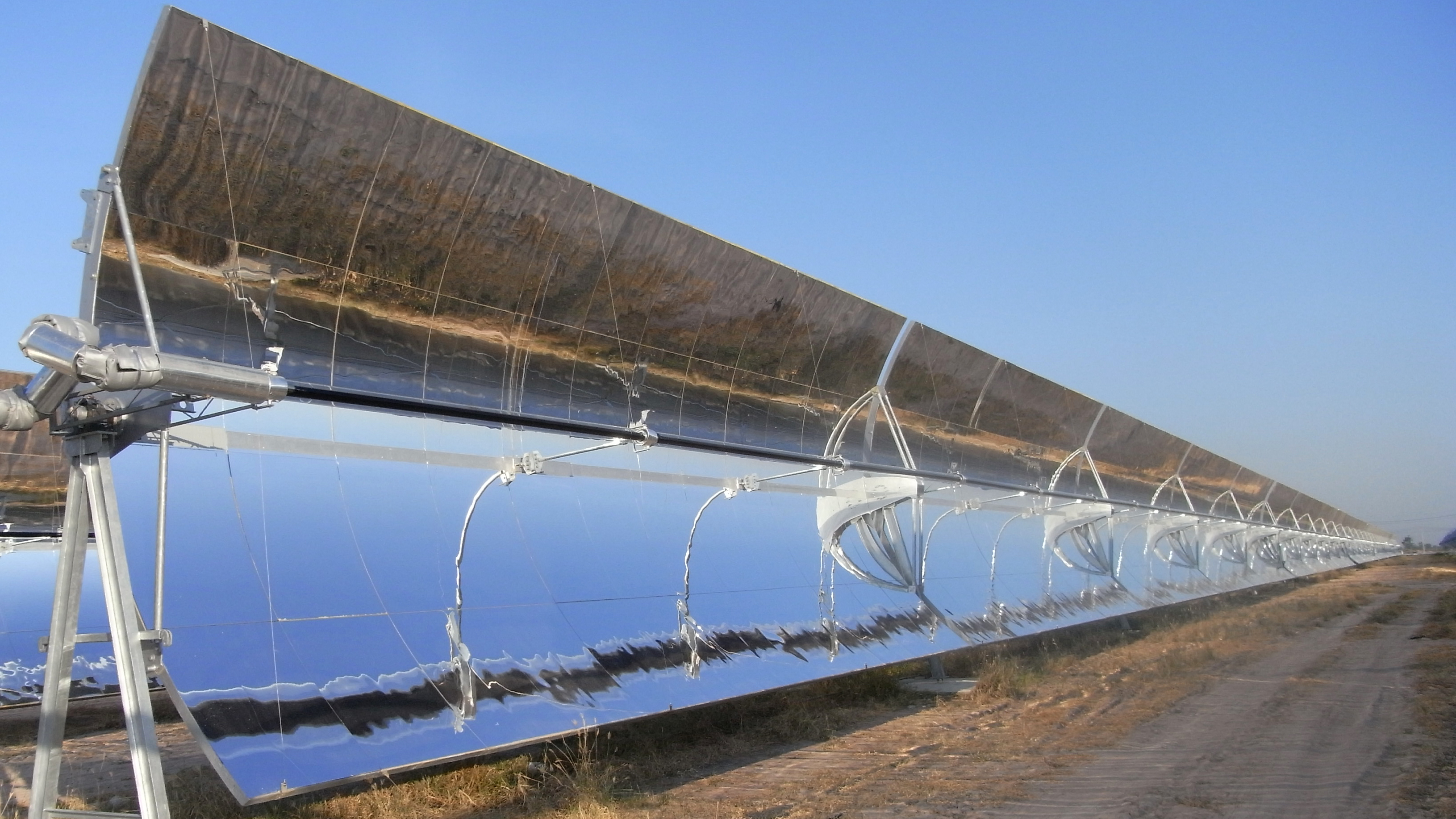 DLR Press Portal Press Releases First solar thermal power