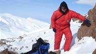 Expedition in die Antarktis