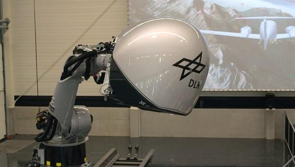 DLR simulator