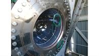 HYDROSOL_Plant: Neuer verbesserter Reaktor