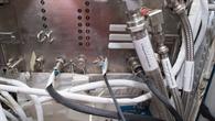Fertig für ersten Proben: Mag Vector/MFX%2d2 auf der ISS