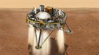 InSight landet auf dem Mars