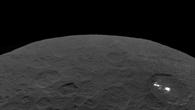 Letzter Blick auf Ceres