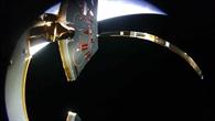 Ausgeklappte Solarpaneele von Eu:Cropis