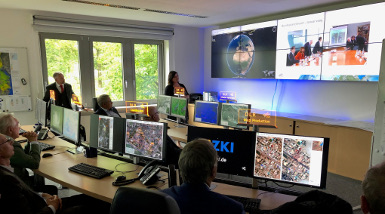 DLR - Earth Observation Center - Home
