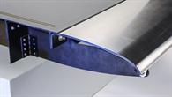M³F%2dFlügelvorderkante für den laminaren Flügel