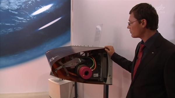 ILA Berlin Air Show 2012: Droop Nose: Fugenlose und flexible Flügelvorderkante für das Flugzeug der Zukunft