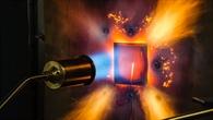 Fire%2dresistant CFRP parts