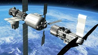 After ISS, the Orbital Hub consisting of crewed Base Platform and autonomous Free Flyer ensures continuation of human space flight in Low Earth Orbit.