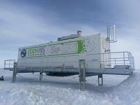 EDEN ISS in the Antarctica