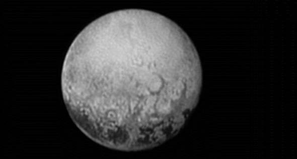 Pluto monde