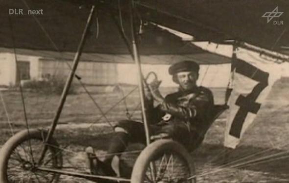 1.1.5 Der Traum vom Fliegen – Geschichte der Luftfahrt