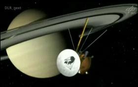 Cassini-Huygens: Doppelsonde im Huckepack-Flug