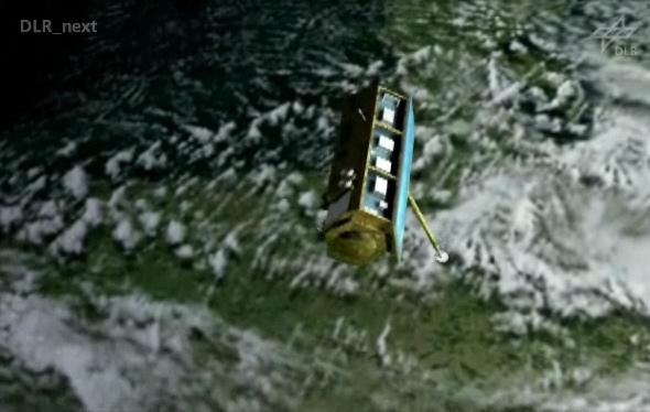 TerraSAR-X: Radar-Späher aus dem All
