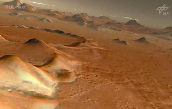 Mars Express: eine europäische Erfolgsstory