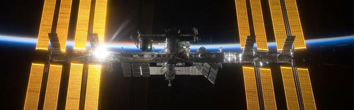 Unter allen Einsendungen werden die besten Experiment-Ideen auf der ISS durchgeführt. Bild: NASA