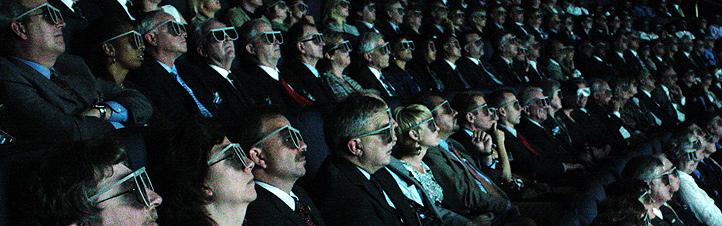 Dreidimensional wirkende Fotos und Filme sind keine Erfindung aus Hollywood. Du kannst das auch! Bild: NASA Goddard Space Flight Center