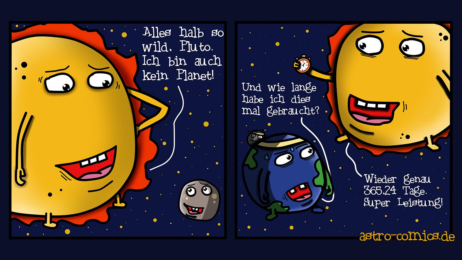 """Das """"Astro-Comics-Buch"""