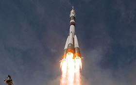 Eine Rakete beim Start. Bild: NASA