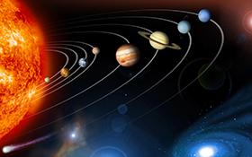 Das Sonnensystem mit seinen 8 Planeten. Bild: NASA/JPL