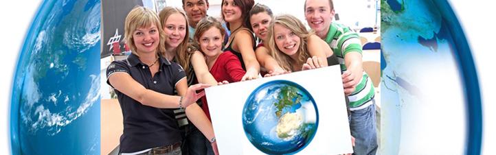 """Macht mit beim neuen DLR-Schülerwettbewerb und schickt uns eure grandiosen Aufnahmen der """"Welt von oben"""