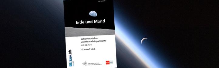 """""""Erde und Mond"""" ist ein faszinierendes Schulbuch, das ab der 3. Klasse eingesetzt werden kann."""