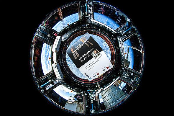 """Unser Heft """"Mit Astronauten ins Weltall"""