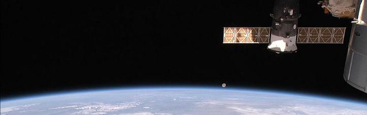 Die Erde im HD-Livestream von Bord der ISS. Bild: NASA, DLR, Uni Bonn
