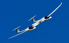 Das viersitzige Elektro-Flugzeug HY4. Bild: DLR