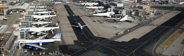 Das oberste Ziel für die Luftfahrt ist Sicherheit – egal ob am Boden oder in der Luft.