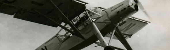 Der Fieseler Storch – eines von vielen kuriosen Flugzeugen, die Geschichte geschrieben haben … Bild: Archiv der Gerhard-Fieseler-Stiftung