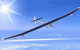 Das Solarflugzeug hat über 11.000 Solarzellen auf den Tragflächen. Bild: Solar Impulse