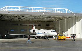 Das DLR-Forschungsflugzeug HALO ist für Messungen in extremen Flughöhen konzipiert. Bild: DLR