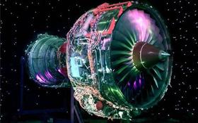 Moderne Triebwerke sind leiser und schadstoffärmer. Bild: Rolls-Royce